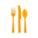 Столовые приборы, Orange Peel 24 шт.